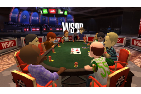 Microsoft announces WSOP: Full House Pro for XBLA and ...