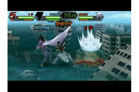 Evangelion: Battle Orchestra Portable PSP Game Video 4 [HQ ...