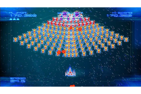 Review: Galaga Legions DX