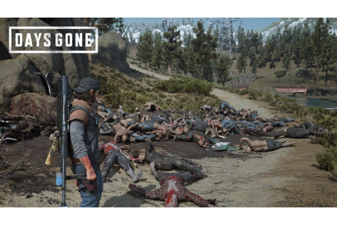 Days Gone !!! Open World Zombie Survival Game Live ...