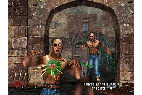 The House Of The Dead 2 Game - PC Full Version Free Download