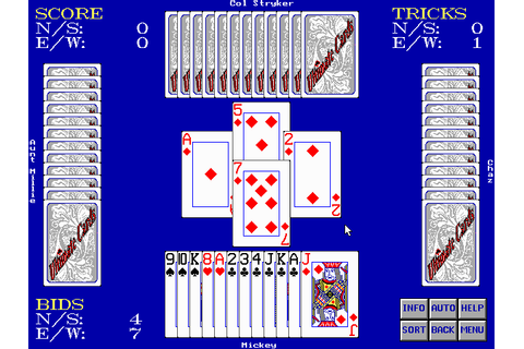Ultimate Cards | Old DOS Games | Download for Free or play ...