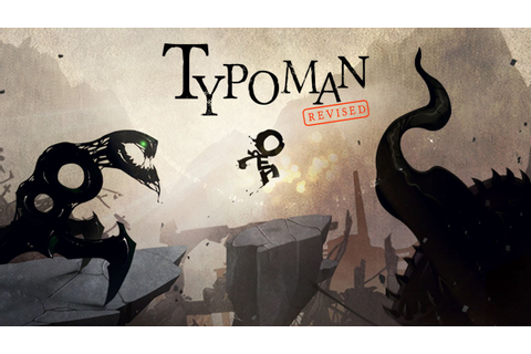Typoman: Revised | Official Launch Trailer 1080p - YouTube