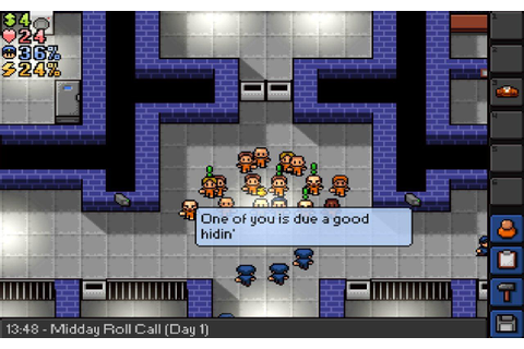 Buy The Escapists PC Game | Steam Download