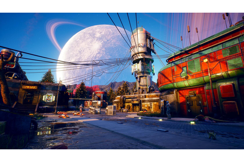 Obsidian announces The Outer Worlds, a true open-ended sci ...