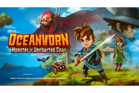 Oceanhorn: Monster of Uncharted Seas (PS4) - Primeiros 69 ...