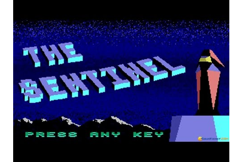 The Sentinel gameplay (PC Game, 1986) - YouTube