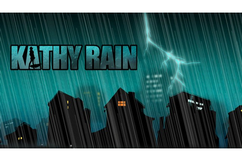 Kathy Rain – a 1990s Style Mystery Adventure Game is ...