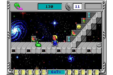 Download Math Rescue | DOS Games Archive