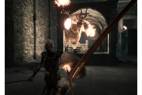 Brutal In Death VR Dungeon Archery Game Adds New Modes ...
