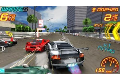 Download Asphalt Urban GT 2 PSP CSO ISO | GAMEISOFT ...