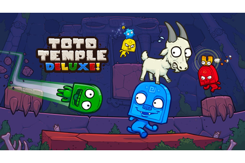 Toto Temple Deluxe - Official Launch Trailer - YouTube