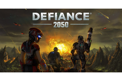 Experience something new with Defiance 2050