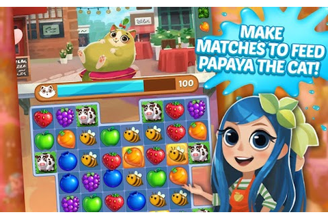 Juice Jam - Puzzle Game & Free Match 3 Games Apk Download