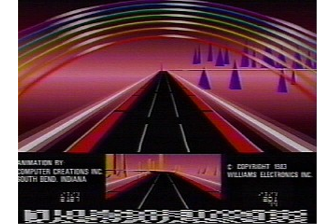 Star Rider - Videogame by Williams Electronics, Inc. (1967 ...