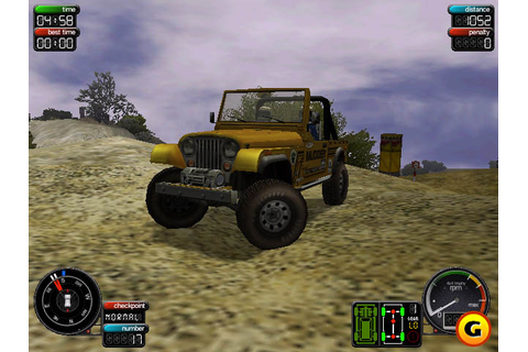 Free Games 4 You: Screamer 4x4