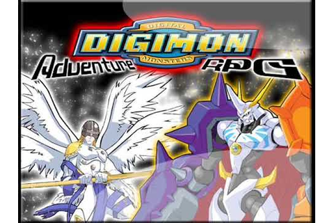 Digimon Adventure RPG (Game) - YouTube