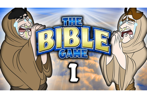 The Bible Game - EP 1: Go God! | SuperMega - YouTube