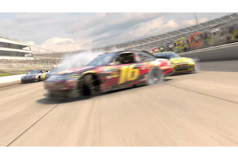 NASCAR The Game 2011 Launch Trailer - YouTube