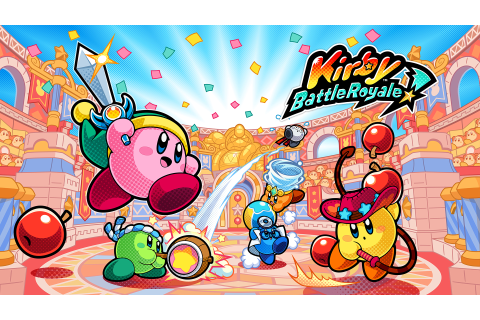 Kirby: Battle Royale Review - Not PUBG, Much Worse