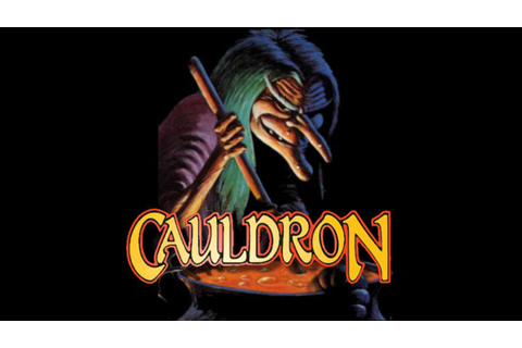 Cauldron | Commodore 64/Gameplay/Full HD | Palace Software ...