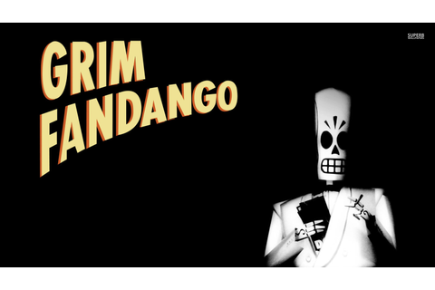 Grim Fandango - Video Games Wallpaper (38740982) - Fanpop
