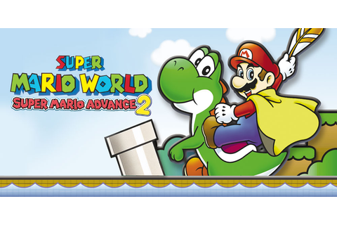 Super Mario World: Super Mario Advance 2 | Game Boy ...