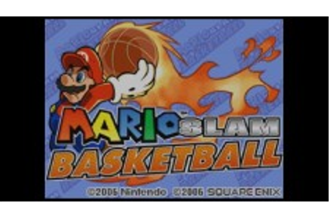 Mario Slam Basketball | Nintendo DS | Games | Nintendo