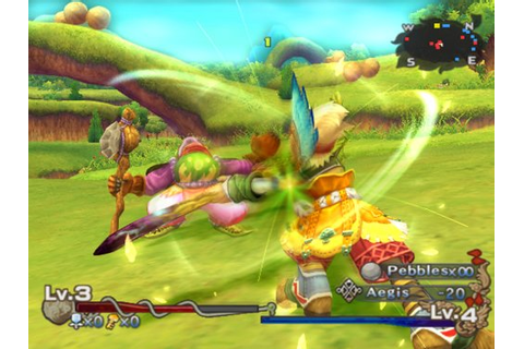 Dawn of Mana - PlayStation2 Countdown