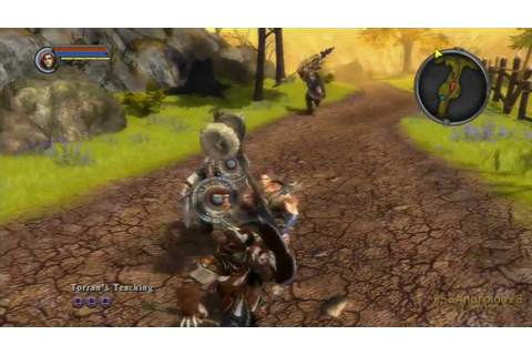 Untold Legends: Dark Kingdom - PS3 - Gameplay - YouTube