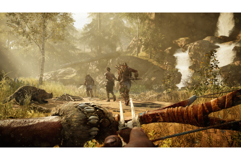Far Cry Primal on Xbox One, PS4, & PC | Ubisoft (US)