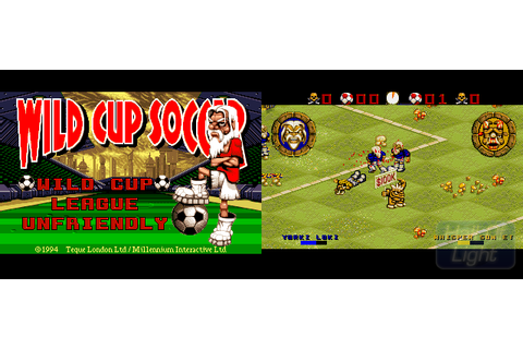 Wild Cup Soccer : Hall Of Light – The database of Amiga games