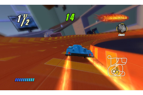 Games by Hiryuu: PC - Hot Wheels Beat That!