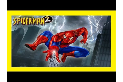 Spider Man 2 La Revanche D Electro Ps1 Game Movie French ...