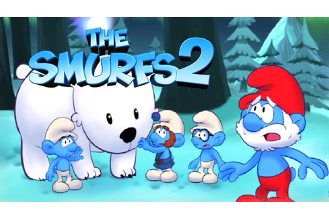The Smurfs 2 Artic Tundra All Levels Gameplay Kids Games ...