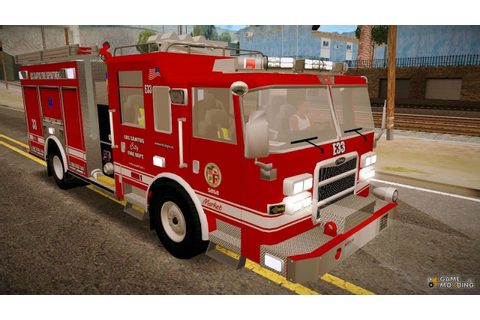 Fire Truck Cartoon Games For Children | Fire Truck Cartoon ...