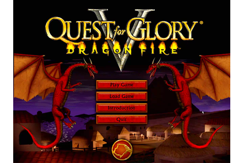 Quest for Glory V: Dragon Fire Download Game | GameFabrique
