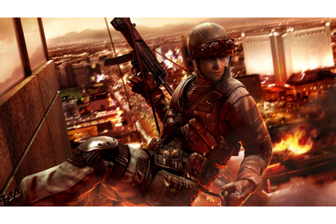 Epic Video Game Wallpapers — Rainbow Six: Vegas 2 Wallpaper