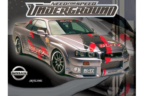 Need For Speed Underground 1 PC Game - Free Download PC ...