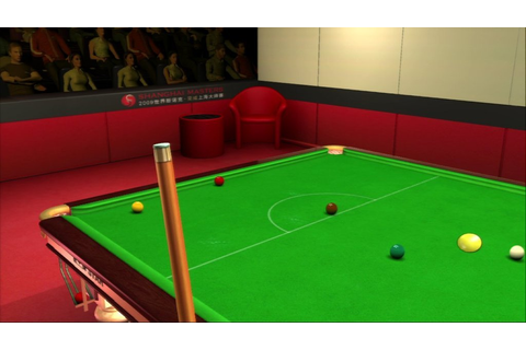 Download: WSC Real 09: World Snooker Championship 2009 PC ...