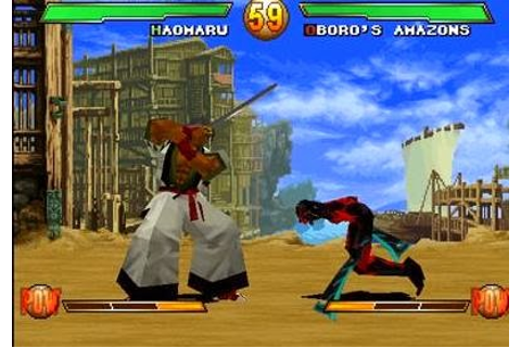 Samurai Shodown Warriors Rage (PSX) - Download Game PS1 ...