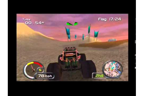 Test Drive Off Road Wide Open (PS2) Gameplay 8 - Monster ...