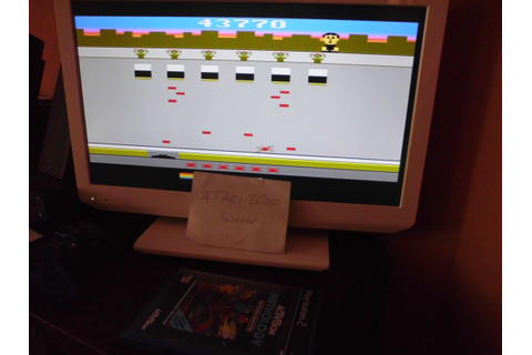 High score evidence submitted by atari2600forever
