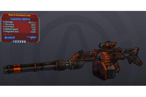 Chopper - Borderlands 2 Wiki Guide - IGN