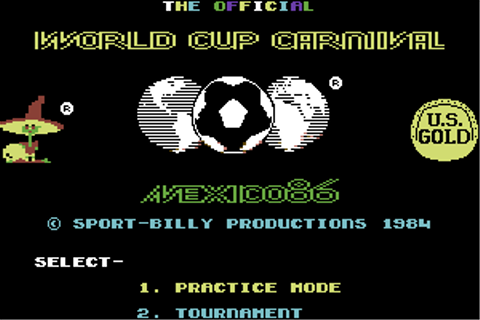 Download World Cup Carnival - My Abandonware