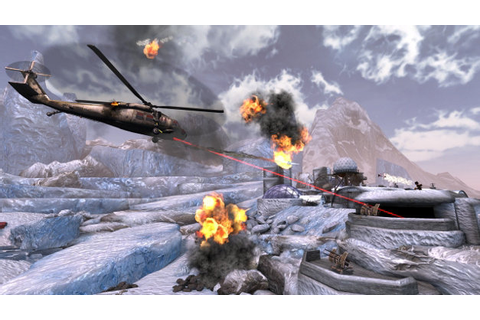 Choplifter HD™ Game | PS3 - PlayStation