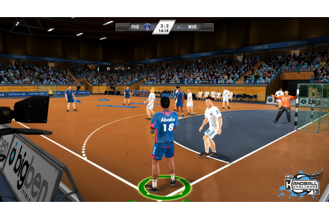 IHF Handball Challenge 14 Free Download