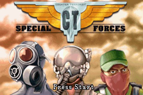 CT Special Forces 2: Back to Hell (2003) by Light and ...