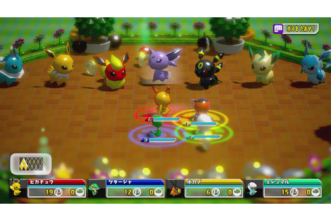 Pokemon Rumble U Review (Wii U eShop) – Nintendo Okie