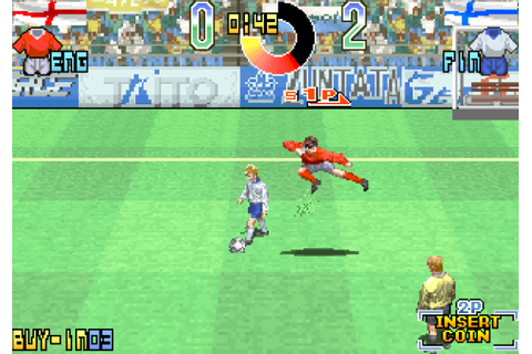 Taito Power Goal | Retro Gamer